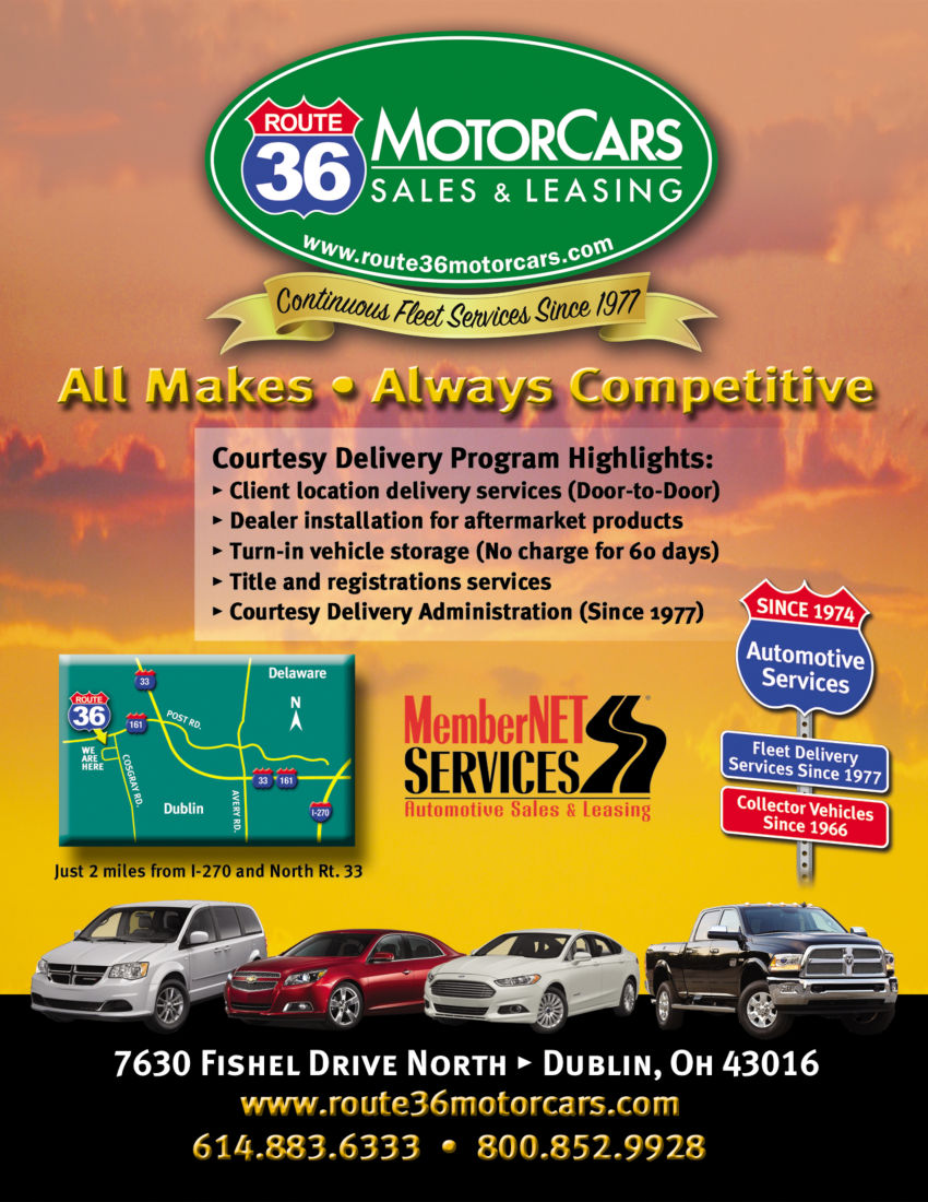 Route 36 Flyer